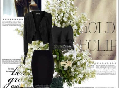 Styling All-Black Outfits Easily