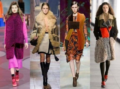 Top Trends for Autumn/Winter 2015