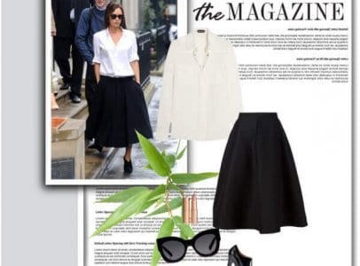 Monthly Celebrity Style Inspiration