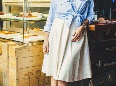 Modafirma Designer Interview - Sabina Abisheva