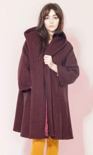Alice's Pig Stitch Overcoat