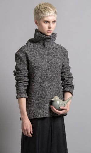 Bo Carter Roll Neck Jumper