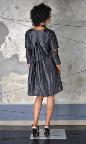 Bako Silk Dress by Nah-Nu