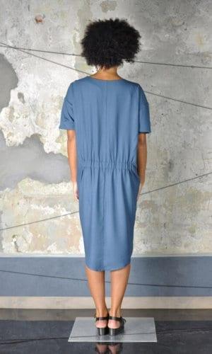 Shirt Dress by Nah-Nu