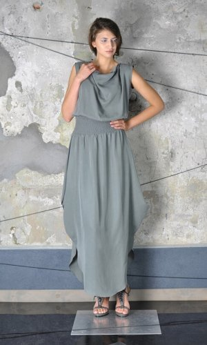 Assir Maxi Dress by Nah-Nu