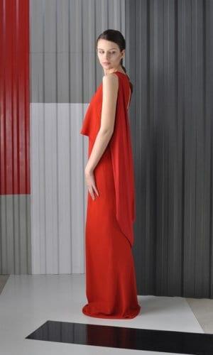 Silk Maxi Dress by Nah-Nu