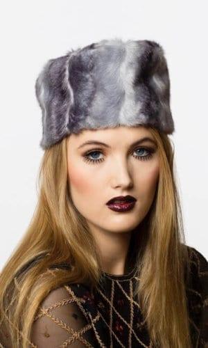 Miss Russian Hat by Karen Morris