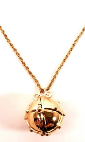 Aamina Gold Plated Necklace