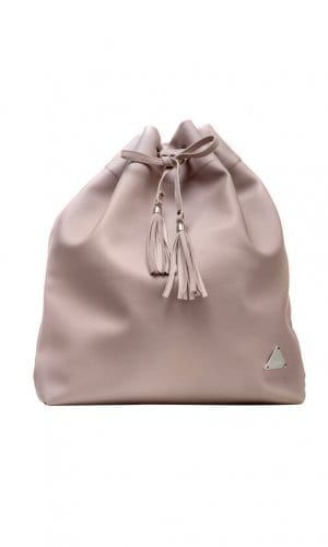 Sandy Bag With Tassle Detail By Franchella