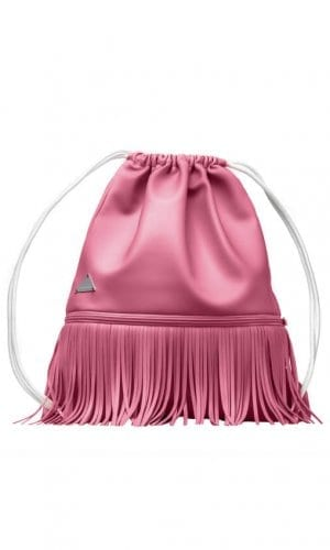 Pink Rucksack By Franchella