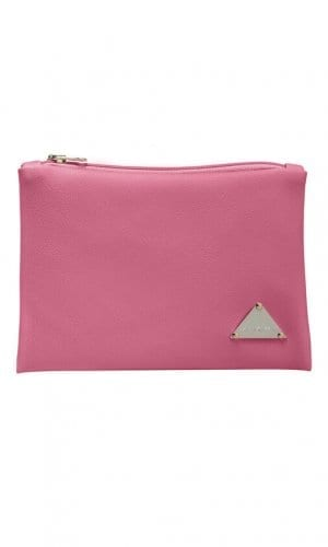 Pink Clutch Bag By Franchella