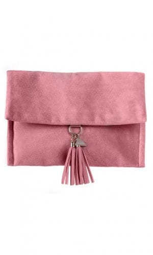 Pink Clutch By Franchella