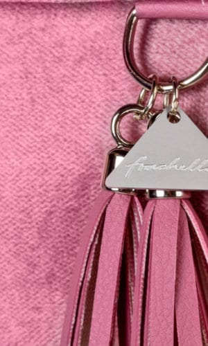 Pink Clutch By Franchella