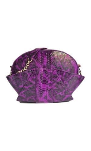 Purple Lisaina Shoulder Bag By Susurro Ldn