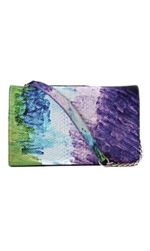Multi Colour Clutch Bag By Susurro Ldn