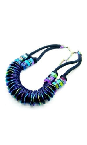 Binky Rainbow Necklace