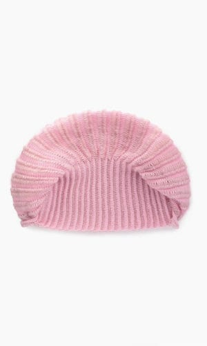 Pink Cauliflower Hat By Mimoods Knits