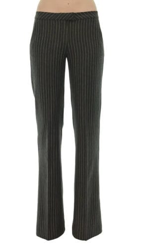 Pinstripe Trousers By Stefanie Renoma