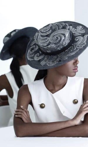 Mystic Sparkly Hat By Bruna Abreu