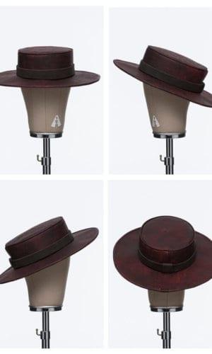 Rubi Hat By Bruna Abreu