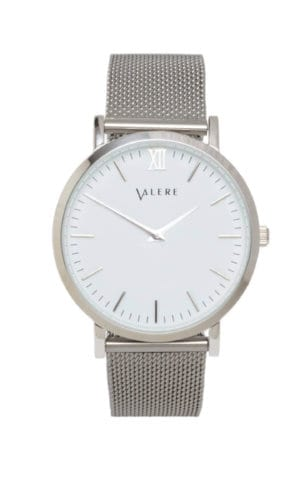 Primus Silver Watch By Valere London