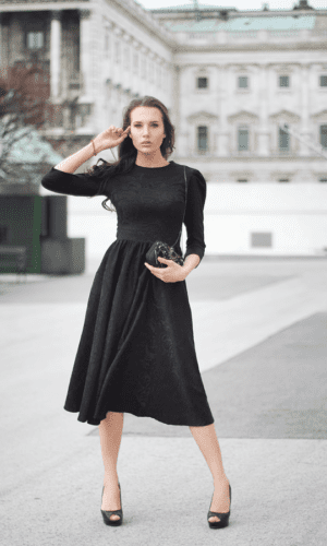 Mona Lisa Dress By Anna Netter