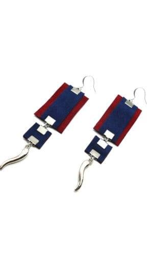 Uffi Earrings By Redgregor