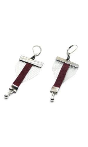 Affa Earrings By Redgregor