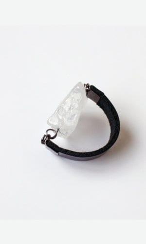 Rock Crystal Ring By Redgregor