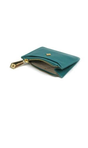 Coin And Card Wallet By Jennifer Hamley