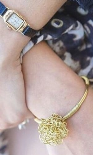Treasure Bracelet By Mauke V