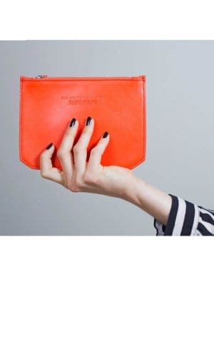 Simple Pouch By The Changing Factor