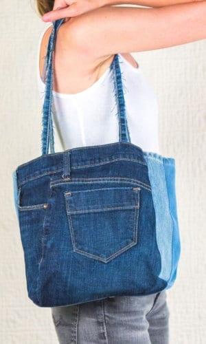 To Go Bag By Silk Denim