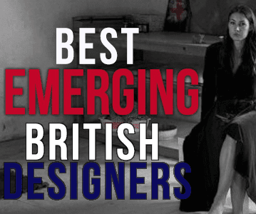 Best British Emerging Designers