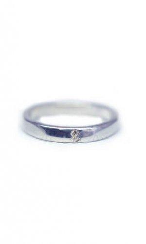 Sterling Silver Rune Ring