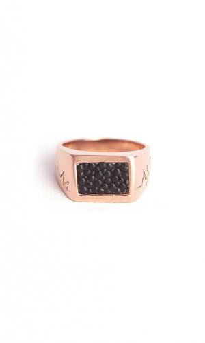 Stingray Rose Gold Ring