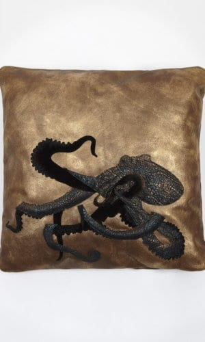 Large Octopus Cushion