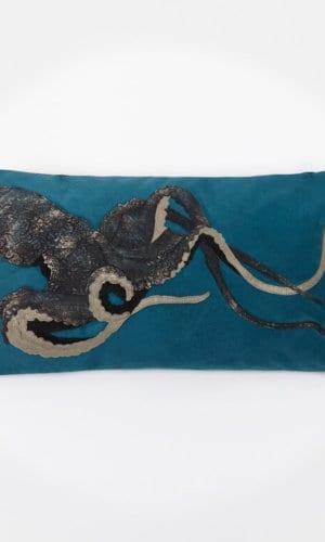 Pacific Octopus Cushion