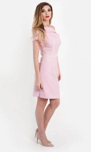 Mirandola Pink Dress
