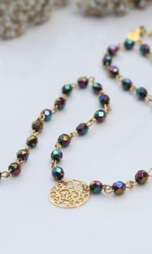 Mria Jewelry Laila Choker
