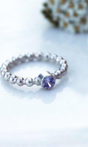 Silver Zirconia Ring