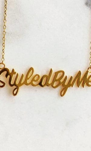 Styled By Me Necklace