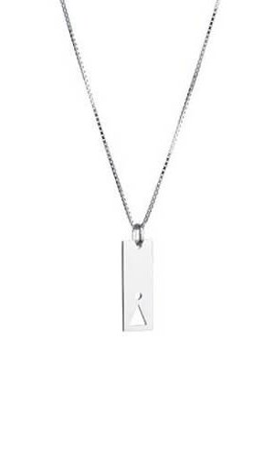 Willow Signet Necklace