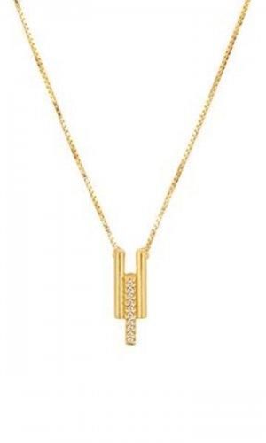 Empire Crystal Necklace