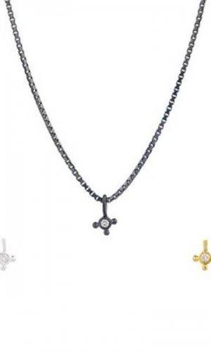 Lilja Diamond Necklace