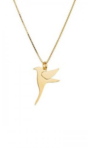 Free As A Bird Necklace