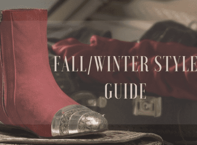Fall/Winter Style Report