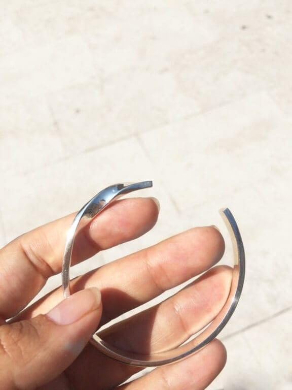 Minutiae Sterling Silver Bracelet
