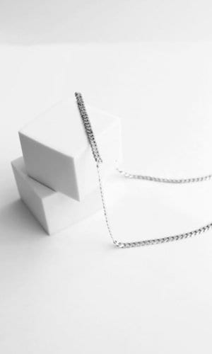 Quimera Sterling Silver Necklace