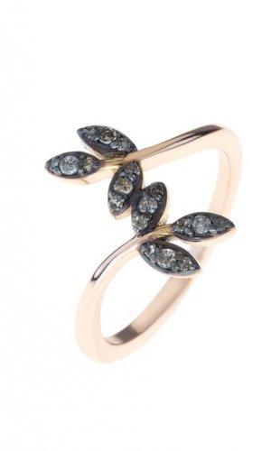 Leaf Rose Gold Necklace